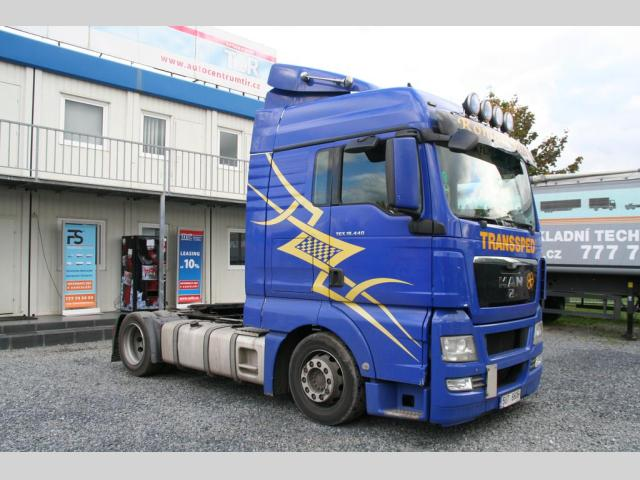 MAN 18.440 TGX LOWDECK RETARDER - prodej - Car picture 1