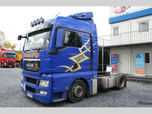 MAN 18.440 TGX LOWDECK RETARDER - prodej - Car picture 2