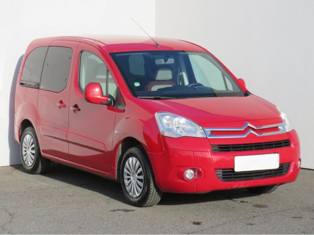 Citroën Berlingo Multispace 1.6 HDi, Klima - prodej - Car picture 1