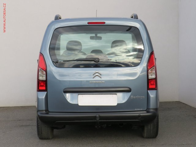 Citroën Berlingo Multispace 1.6 HDi, Klima - prodej - Car picture 7