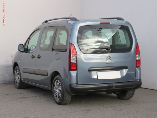 Citroën Berlingo Multispace 1.6 HDi, Klima - prodej - Car picture 8