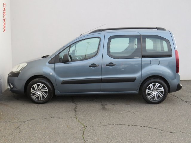 Citroën Berlingo Multispace 1.6 HDi, Klima - prodej - Car picture 9