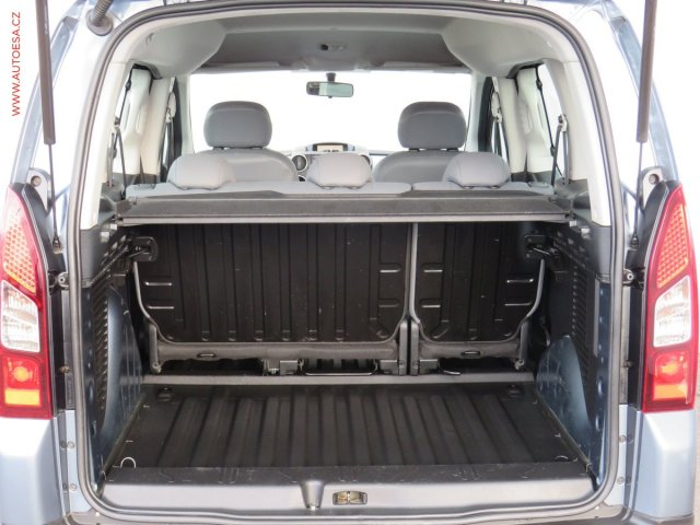 Citroën Berlingo Multispace 1.6 HDi, Klima - prodej - Car picture 11