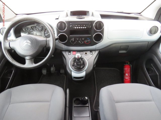 Citroën Berlingo Multispace 1.6 HDi, Klima - prodej - Car picture 12