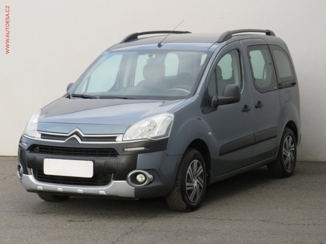 Citroën Berlingo Multispace 1.6 HDi, Klima - prodej - Car picture 4