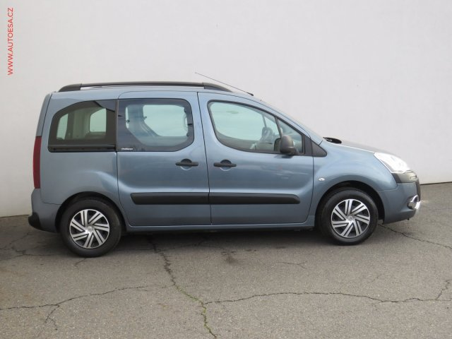 Citroën Berlingo Multispace 1.6 HDi, Klima - prodej - Car picture 5
