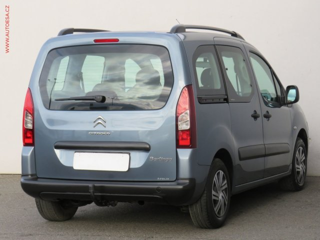 Citroën Berlingo Multispace 1.6 HDi, Klima - prodej - Car picture 6