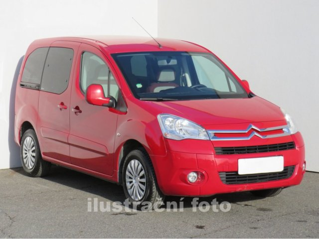 Citroën Berlingo Multispace 1.6HDi, Klima - prodej - Car picture 1