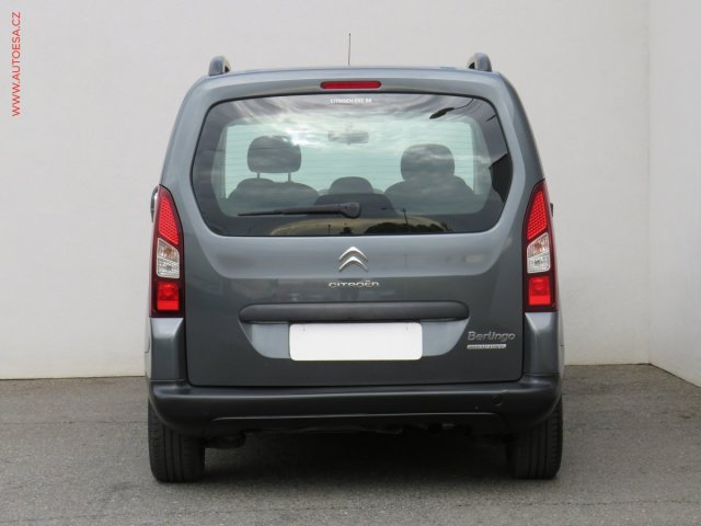 Citroën Berlingo Multispace 1.6HDi, Klima - prodej - Car picture 7