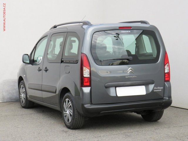 Citroën Berlingo Multispace 1.6HDi, Klima - prodej - Car picture 8