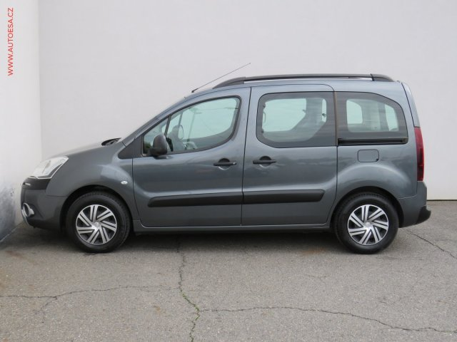 Citroën Berlingo Multispace 1.6HDi, Klima - prodej - Car picture 9