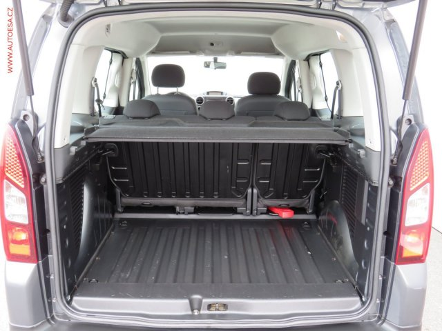 Citroën Berlingo Multispace 1.6HDi, Klima - prodej - Car picture 11