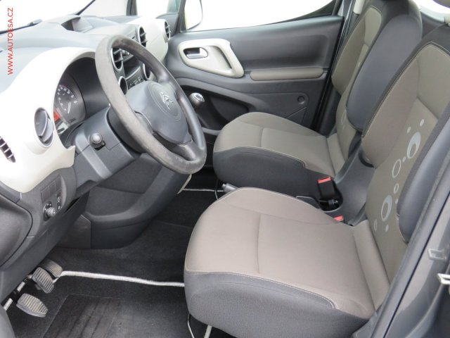 Citroën Berlingo Multispace 1.6HDi, Klima - prodej - Car picture 14