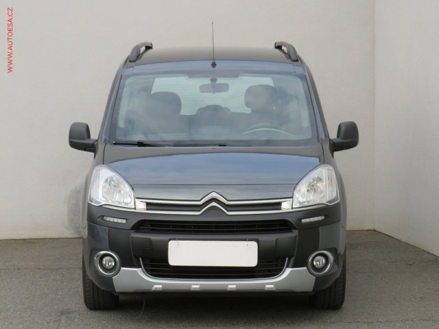 Citroën Berlingo Multispace 1.6HDi, Klima - prodej - Car picture 3