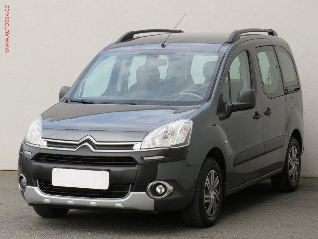 Citroën Berlingo Multispace 1.6HDi, Klima - prodej - Car picture 4