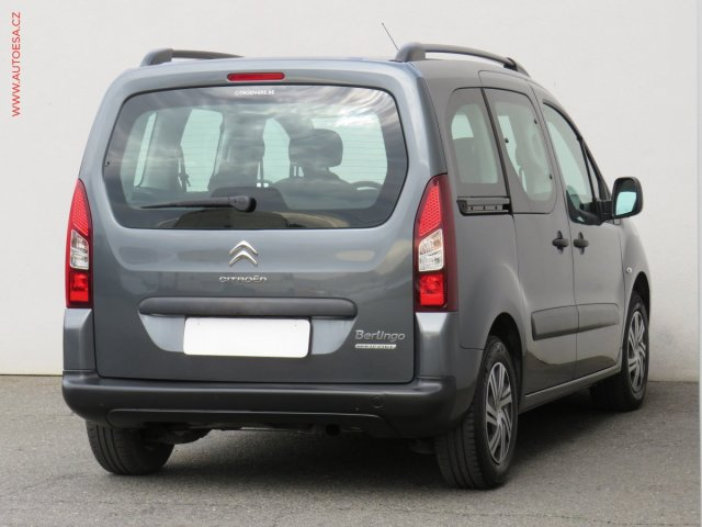 Citroën Berlingo Multispace 1.6HDi, Klima - prodej - Car picture 6