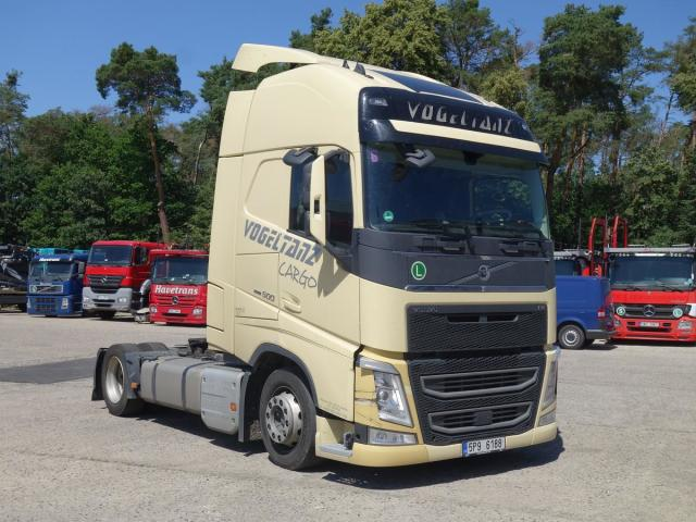 Volvo FH 500 Lowdeck - prodej - Car picture 3