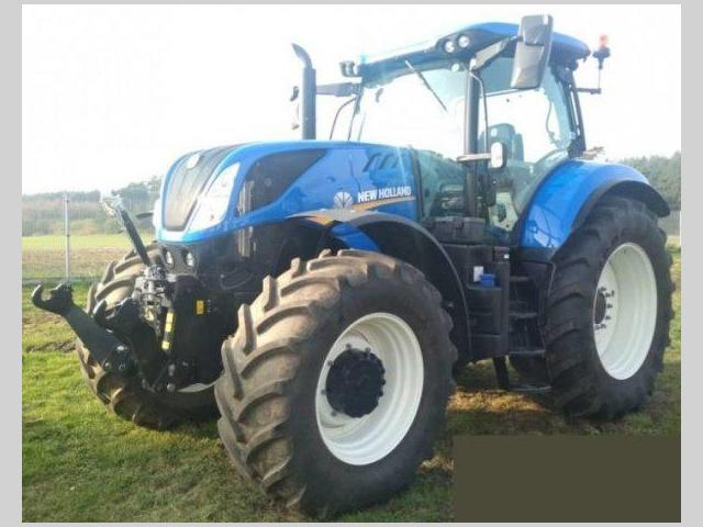 New Holland T7.210 S - prodej - Car picture 1