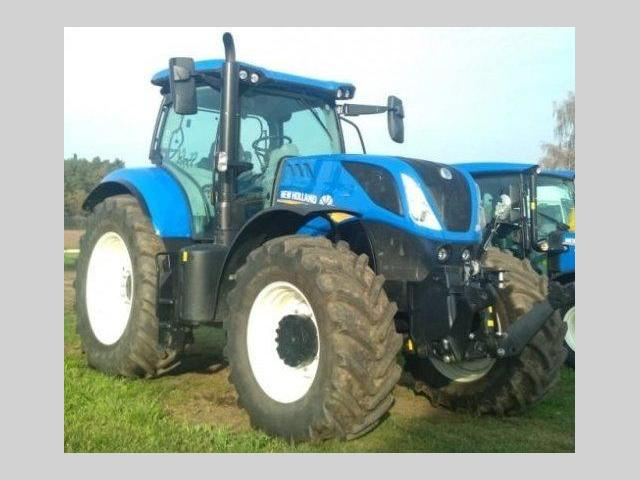 New Holland T7.210 S - prodej - Car picture 5