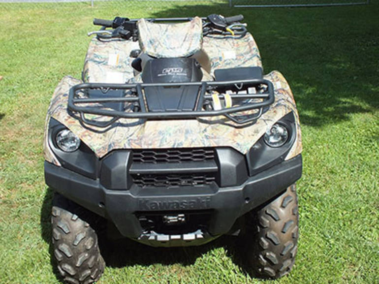 Kawasaki Brute Force 750 4X4I EPS CAMO  - prodej - Car picture 1