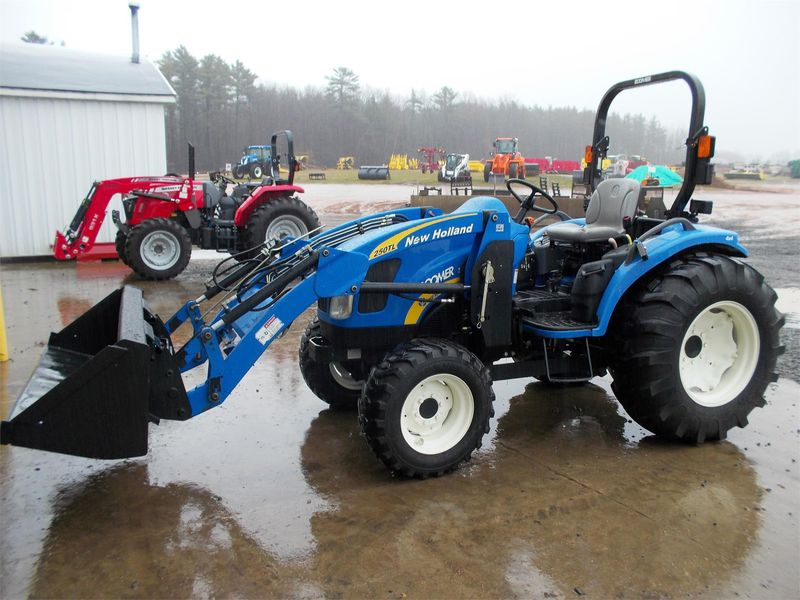 Traktor New Holland BOOMER 30c45c  - prodej - Car picture 1