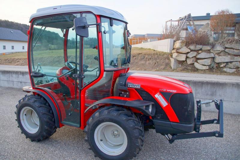 Antonio Carraro TTR 44c00 traktor  - prodej - Car picture 1