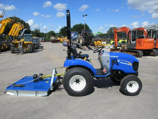 Traktor NEW HOLLAND BOOMER 2c5R  - prodej - Car picture 1