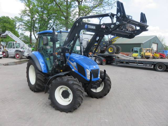 New Holland T 4.55   - prodej - Car picture 3