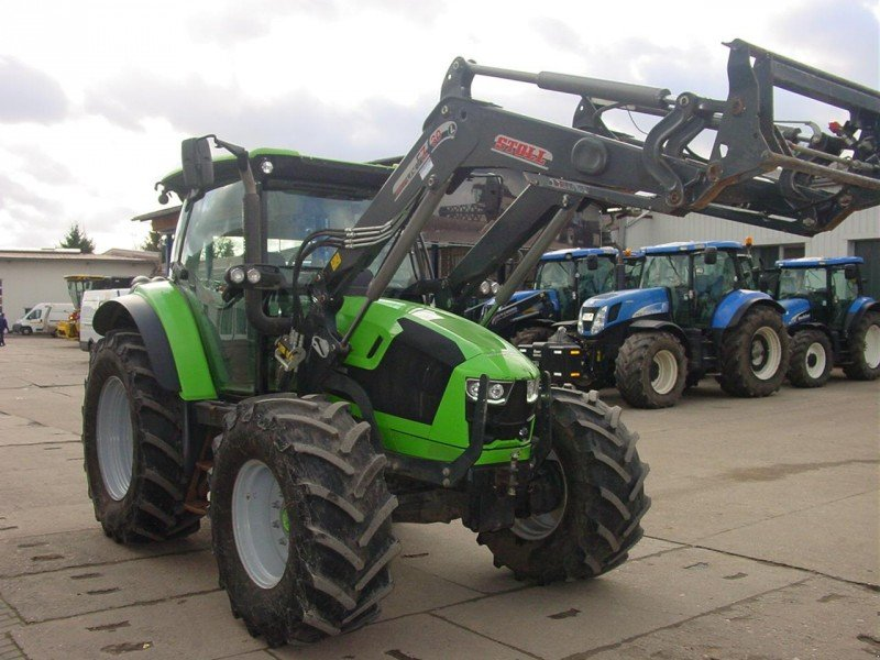 Traktor Deutz-Fahr 51c20cR  - prodej - Car picture 1