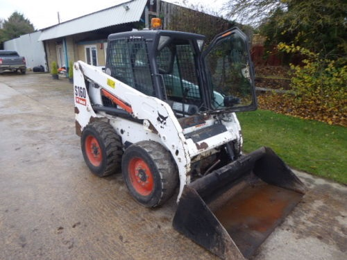 Top stav Bobcat SS I60 - 2010  - prodej - Car picture 1