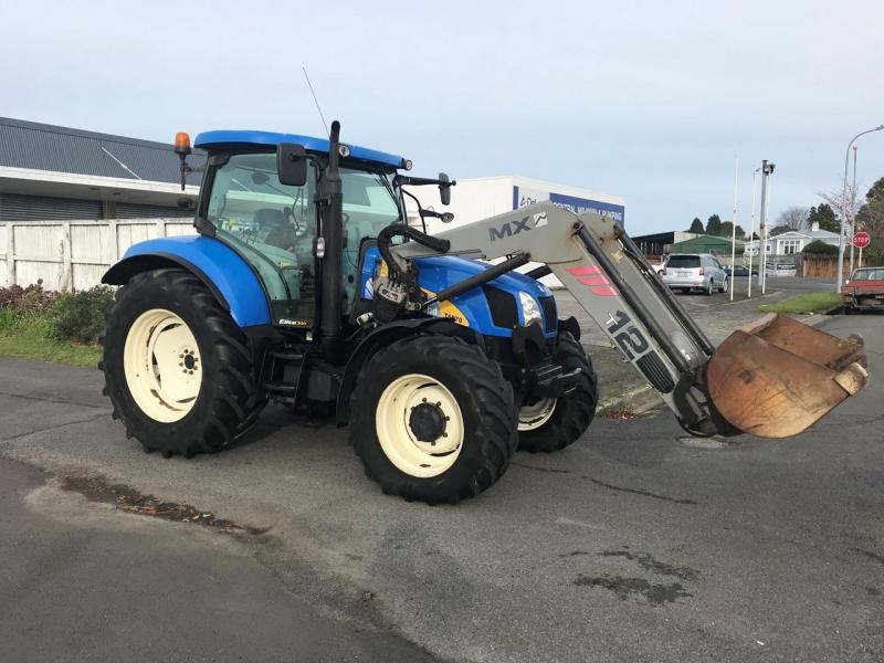 2011 NEW HOLLAND T6070 ELITE FOR SALE  - prodej - Car picture 1