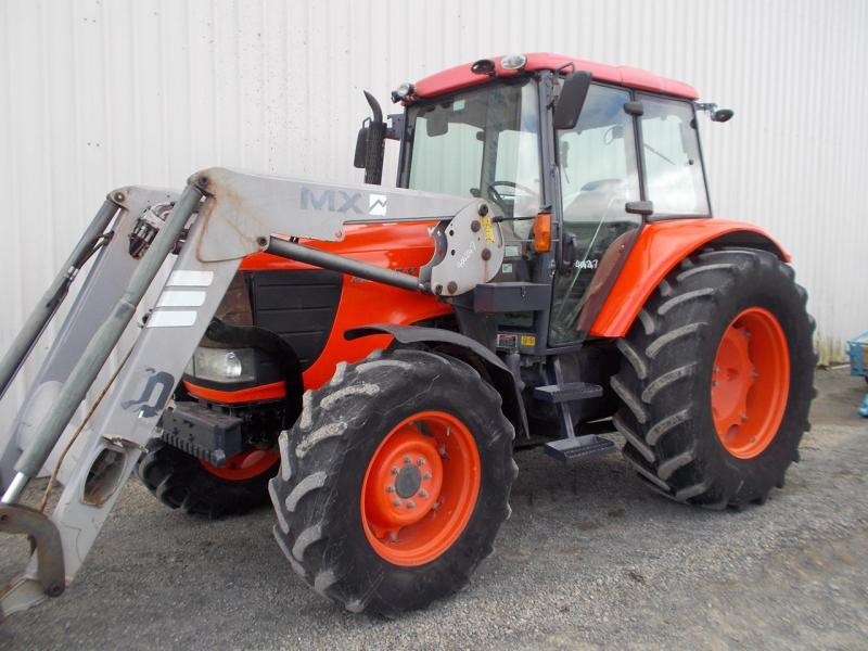 KUBOTA M105X FOR SALE  - prodej - Car picture 4