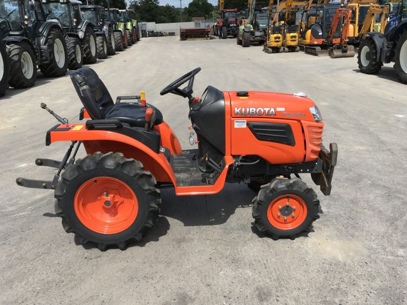 Kubota B1220 Compact Tractor (ST5004)   - prodej - Car picture 1