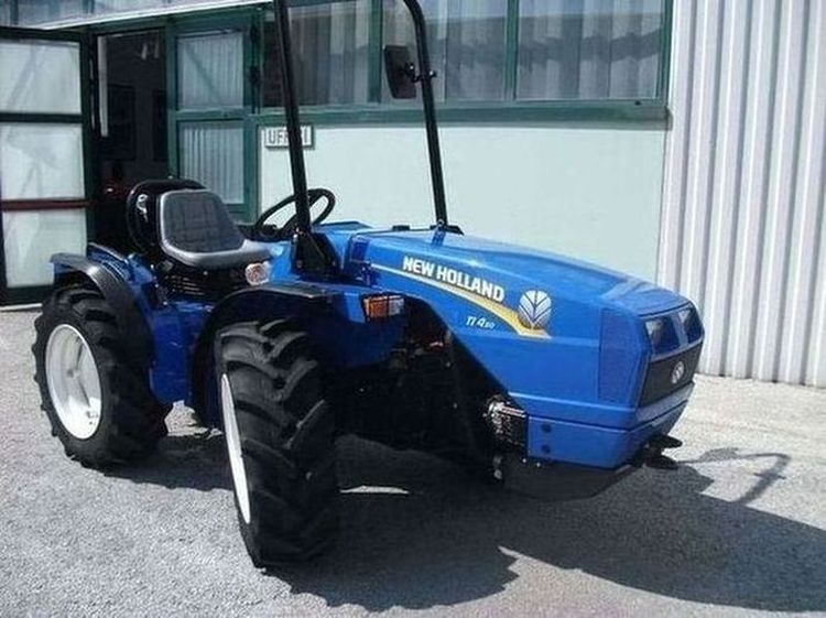 NEW HOLLAND TI 4.50  - prodej - Car picture 1