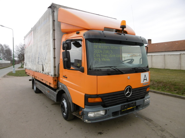 Mercedes-Benz ATEGO (ID 10099) - prodej - Car picture 1