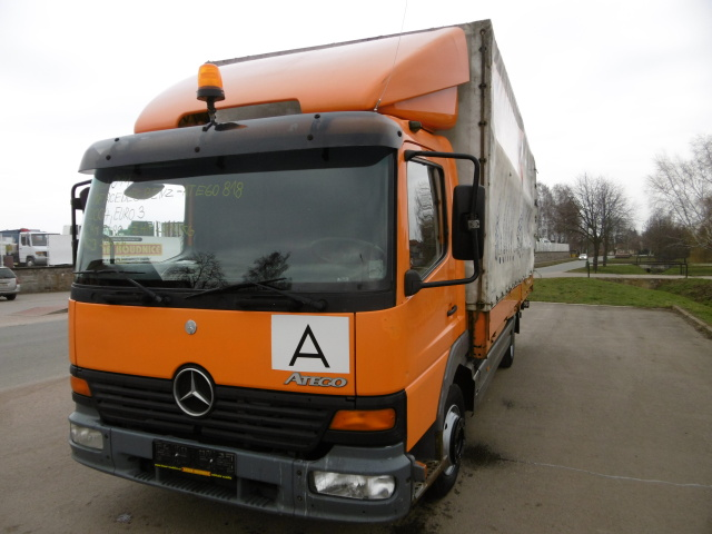 Mercedes-Benz ATEGO (ID 10099) - prodej - Car picture 3