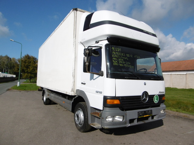 Mercedes-Benz Atego (ID 10281) - prodej - Car picture 1