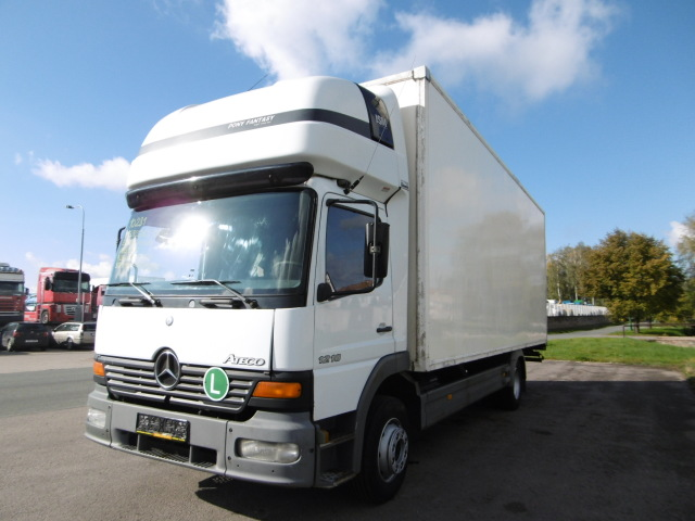 Mercedes-Benz Atego (ID 10281) - prodej - Car picture 3