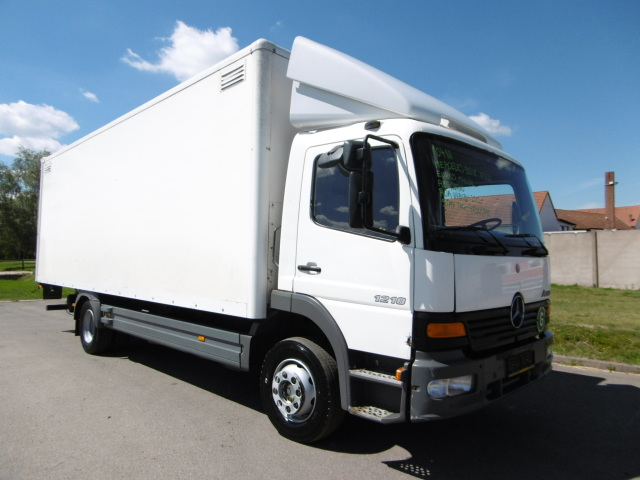 Mercedes-Benz Atego (ID 10488) - prodej - Car picture 1