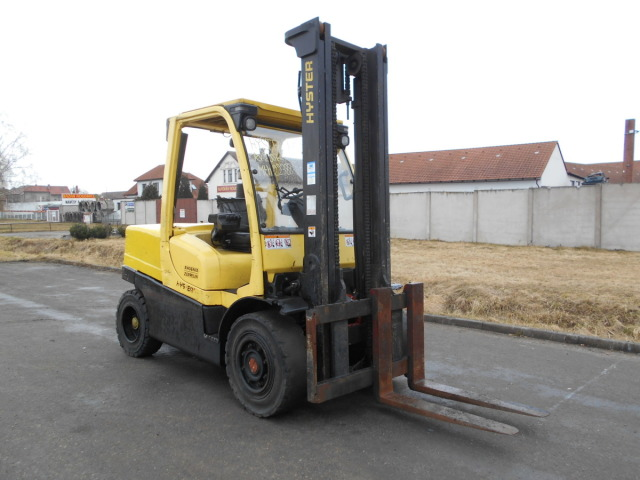 Hyster (ID 10572) - prodej - Car picture 1