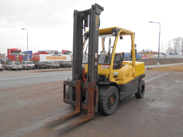 Hyster (ID 10572) - prodej - Car picture 13