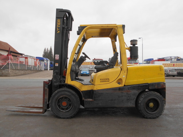 Hyster (ID 10572) - prodej - Car picture 5