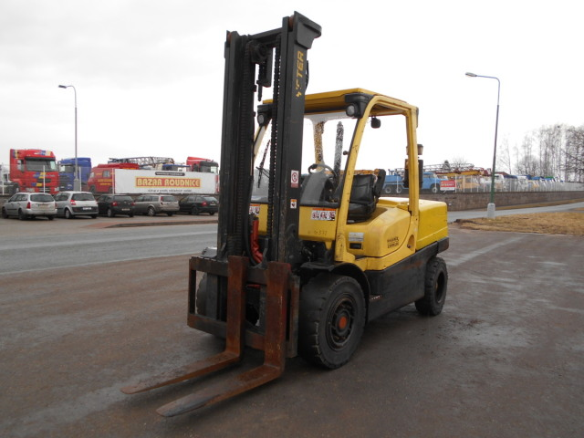 Hyster (ID 10572) - prodej - Car picture 6