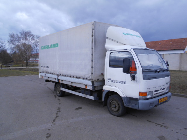 Nissan NISAN CABSTAR E (ID 10928) - prodej - Car picture 1
