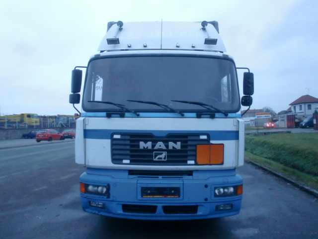 MAN 23.414 FNLLC (ID 8606) - prodej - Car picture 2