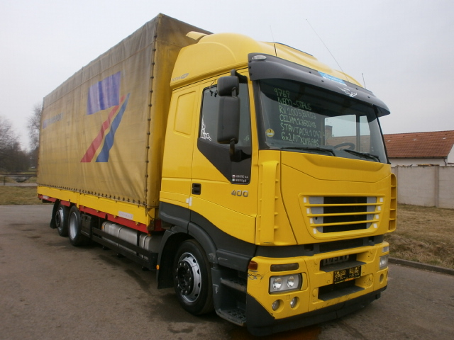 Iveco Stralis (ID 9769) - prodej - Car picture 1