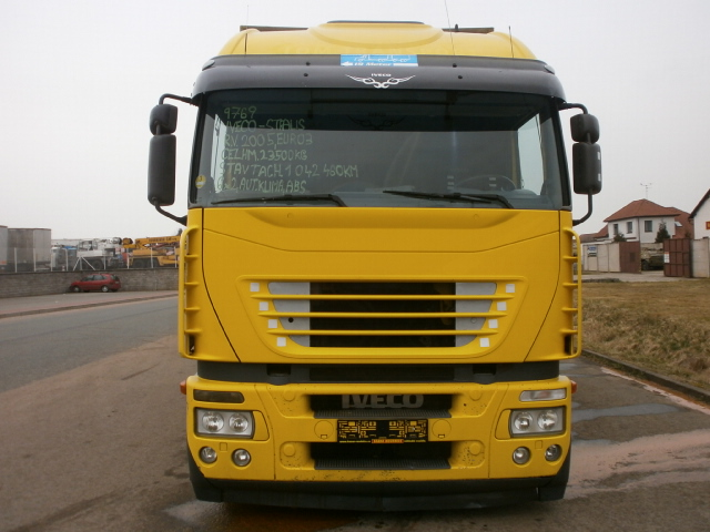 Iveco Stralis (ID 9769) - prodej - Car picture 2