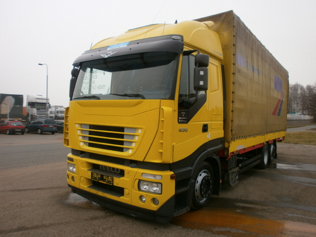 Iveco Stralis (ID 9769) - prodej - Car picture 3