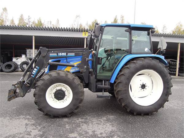 New Holland T5c05c0 traktor  - prodej - Car picture 1