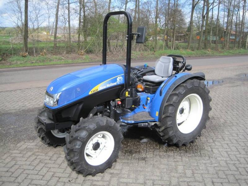 New Holland New Holland T3030 - 2015  - prodej - Car picture 1